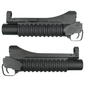 KING ARMS M203 Grenade Launcher - Mil / Short
